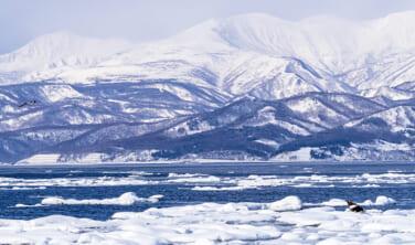 羅臼流氷クルーズと「青の絶景」摩周湖の旅【6日間】