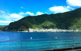 四国南岸横断の旅