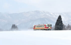 「旅塾」第5回・ローカル鉄道の魅力 冬の鉄道旅