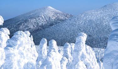 雪上車とロープウェイから楽しむ 蔵王の樹氷と日本三御湯・秋保(あきう)温泉の旅【5日間】