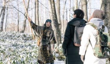 アイヌ文化の神髄に触れる 白老ウポポイと阿寒湖アイヌコタン探訪の旅【5日間】