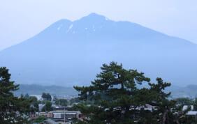 青森県弘前の街並み