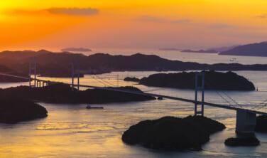 瀬戸内の島々徹底探訪の旅【5日間】