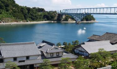 瀬戸内の船旅と錦帯橋の旅【4日間】