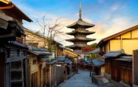 様々な時間帯で楽しむ京都