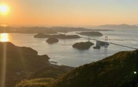 オーベルジュに泊まる しまなみ海道と四国の古い町