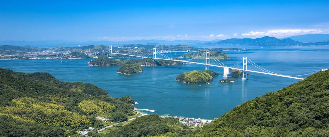 チャーター船で楽しむ 瀬戸内の知られざる島風景と尾道旅情【5日間】