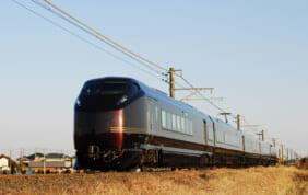 ハイグレード車両「和(なごみ)」特別運行でゆく