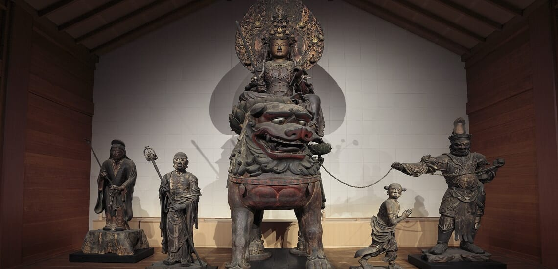 ちょっと贅沢な奈良 新緑の大和路と奈良のまち歩き【5日間】