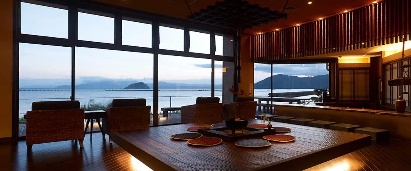 名料亭「招福楼」も楽しむ 奥琵琶湖の旅【3日間】