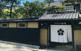 中山道・大井宿の福神漬
