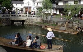 倉敷美観地区で過ごす自由散策