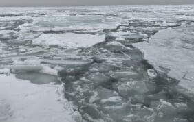 知床・紋別 流氷の旅