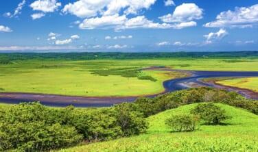 新国定公園・霧多布(きりたっぷ)湿原と最果てのローカル鉄道・花咲線の旅【4日間】