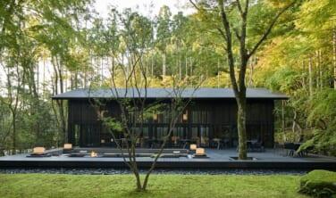 静かな森の中で別格の価値に浸る アマンを愉しむ京都の旅【4日間】