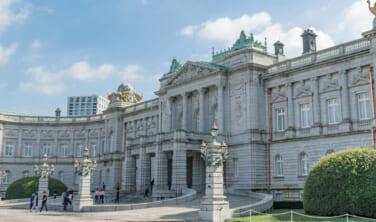 東京を楽しもう ニューオータニ宿泊 迎賓館赤坂離宮と美食の殿堂「トゥール・ダルジャン」【3日間】