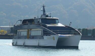新造客船シースピカとシーパセオでゆく 瀬戸内の島々  4日間