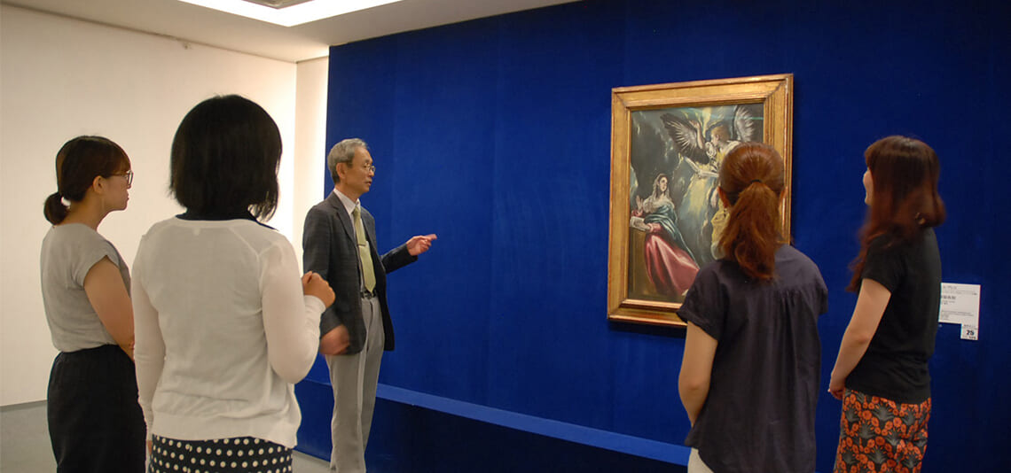 「旅塾」第13回 日本で巡るヨーロッパ絵画の旅