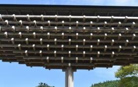 日本のブータン?梼原町の町並み
