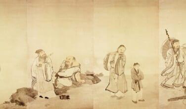 日本美術を訪ねる旅 円山応挙の傑作「165面の大乗寺の襖絵」但馬から奥丹後の旅【4日間】