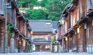 往復グランクラスで行く 金沢・富山と能登半島の旅【6日間】
