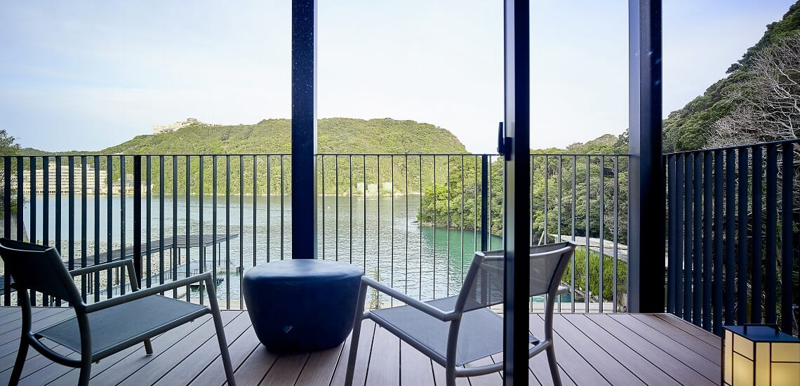 2つのリゾート宿泊と熊野古道、南紀の旅【4日間】
