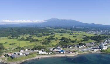 漁港を食す 鳥海山の絶景と北前船の港町【4日間】