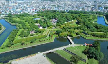 往復グランクラスで行く 夏の函館道南と奥尻島の旅【6日間】