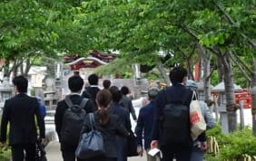 知っているようで知らない 古都鎌倉の町並み