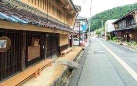 日本の美しい村、重伝建