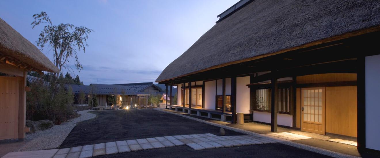 憧れの「侘桜」2泊と人気の乳頭温泉「妙乃湯」の旅【4日間】