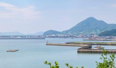 漁港を食す ベンガラの町吹屋と瀬戸内の海の幸【4日間】