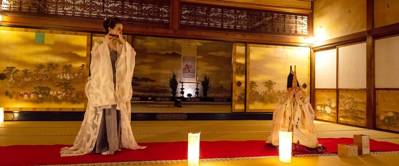 世界遺産「仁和寺」夢の一夜【2日間】