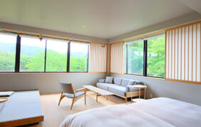 ワールドの奈良のホテル「MIROKU」に泊まる
