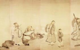 日本絵画ルネッサンス「空間プロデューサー」円山応挙