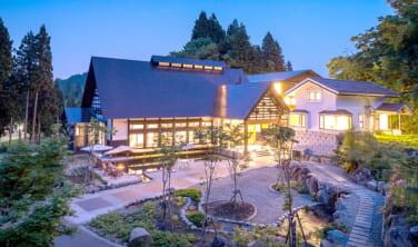 「秋の里山の夕べ」特別コンサートと里山十帖、別邸仙寿庵を楽しむ旅【3日間】