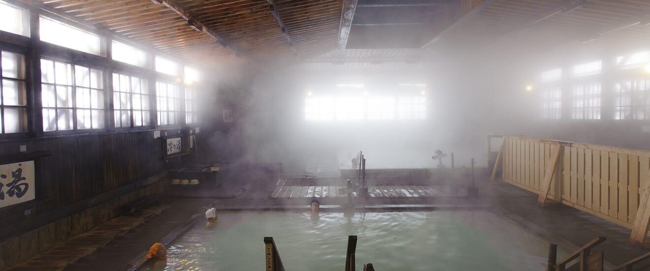 往復グランクラスで行く みちのくの名湯 酸ヶ湯と乳頭温泉の旅【4日間】