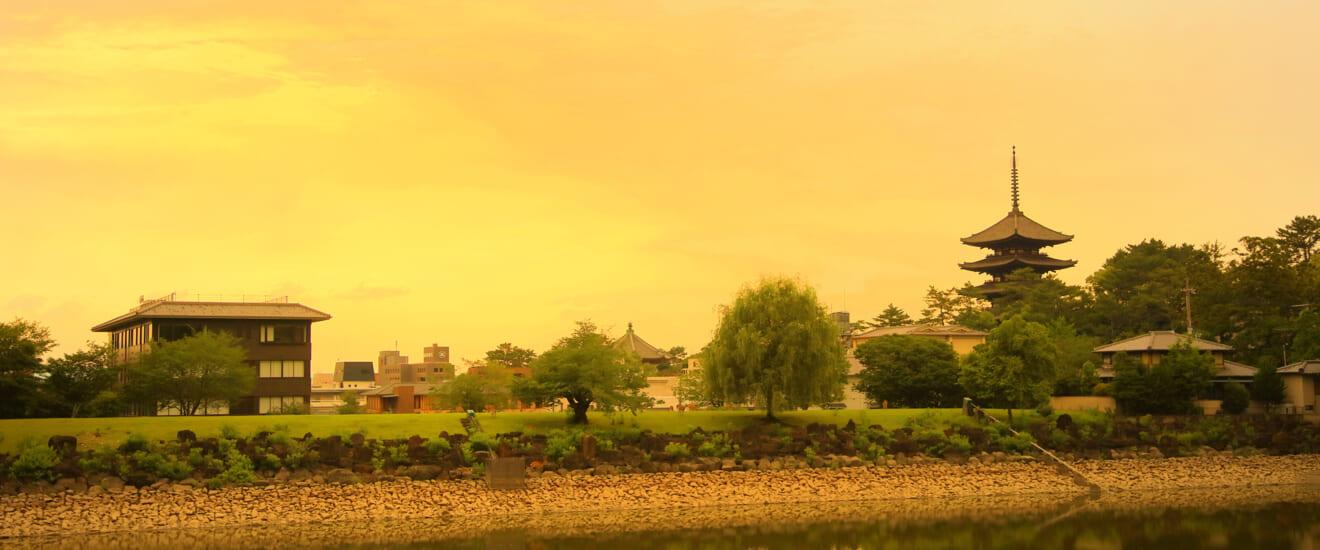 「奈良の年越し」ゆく年くる年【4日間】