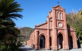 長崎、五島列島 美しき教会群 その1 堂崎天主堂