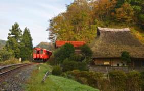 鉄道王国ニッポン 「のんびりローカル鉄道の旅」秋の2コース