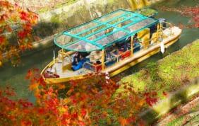 【限定11名様】小型船チャーターで楽しむ琵琶湖疏水と、高級町屋ホテル「講」に連泊、京の旅 発表しました。