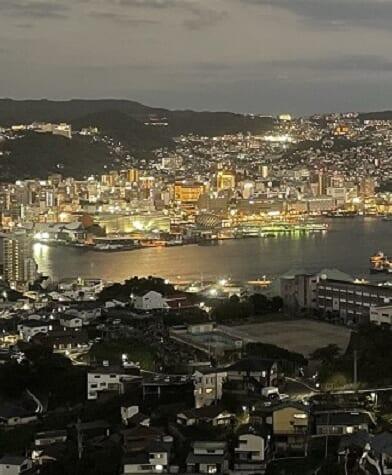潮風薫るオリーブベイと長崎の煌めきルークプラザ   2つの個性的なホテルを訪ねて