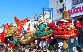 日本の伝統行事を訪ねる2コース