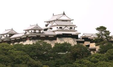 伊予の名城、歴史ある町並と風景を求めて【5日間】