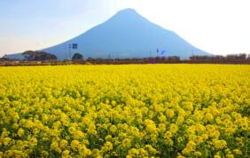 薩摩富士・開聞岳(鹿児島県指宿市)