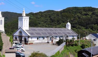 長崎の世界遺産「平戸の聖地と集落」探訪の旅 【4日間】